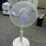 私専用の扇風機